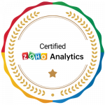 Zoho Analytics Certified
